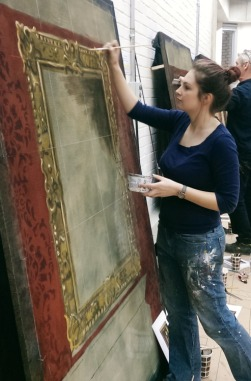National Theatre 3 day Scenic Art Course